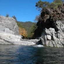 Horse Linto Creek, Trinity River